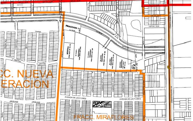 Foto de terreno comercial en venta en  , san gervasio, cozumel, quintana roo, 1089585 No. 14