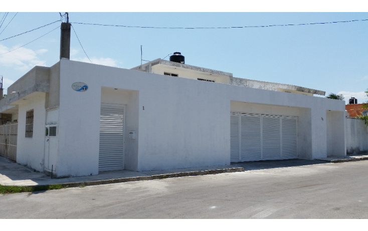 Foto de casa en venta en  , san gervasio, cozumel, quintana roo, 1270571 No. 01