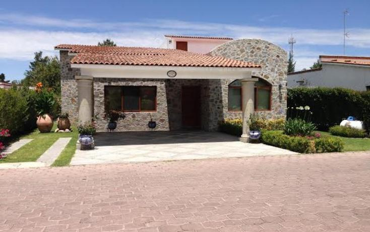 Foto de casa en venta en  , san gil, san juan del río, querétaro, 1033987 No. 01