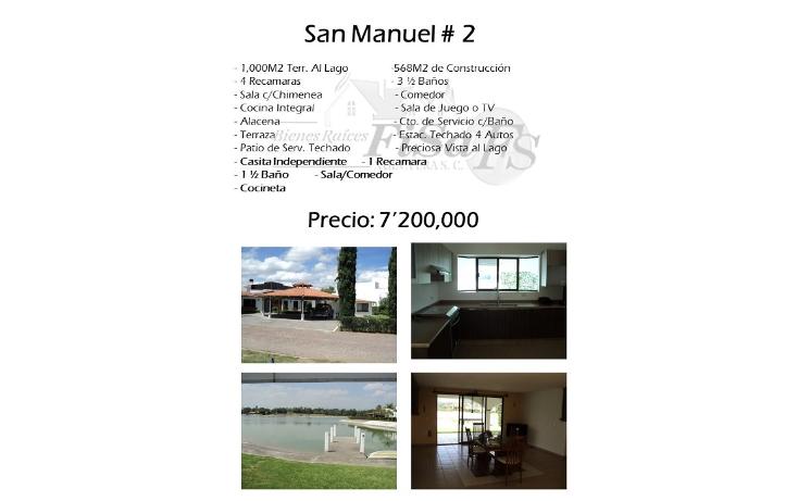 Foto de casa en venta en  , san gil, san juan del río, querétaro, 1066785 No. 01