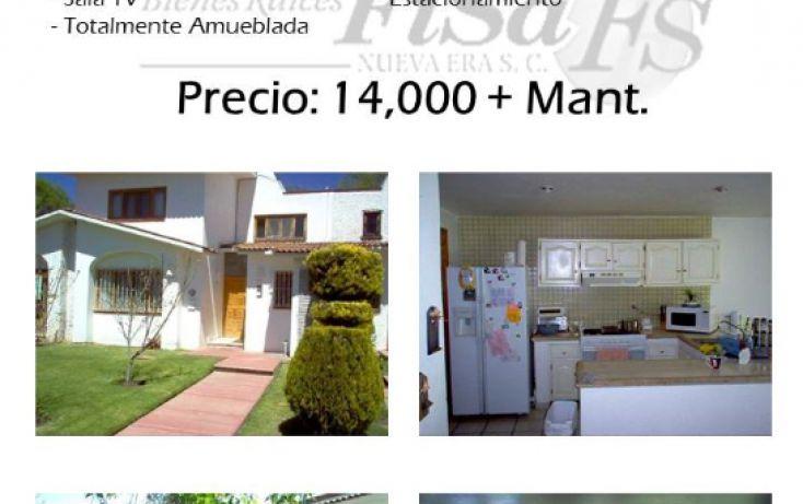Foto de casa en renta en, san gil, san juan del río, querétaro, 1100439 no 01