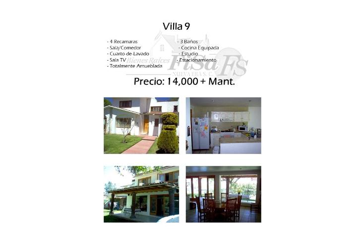 Foto de casa en renta en  , san gil, san juan del r?o, quer?taro, 1100439 No. 01