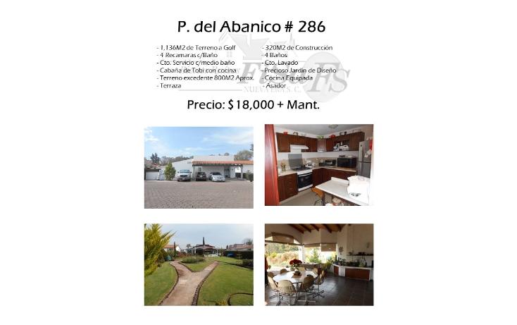 Foto de casa en renta en  , san gil, san juan del r?o, quer?taro, 1440287 No. 02