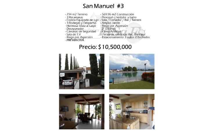 Foto de casa en venta en  , san gil, san juan del río, querétaro, 1451491 No. 01