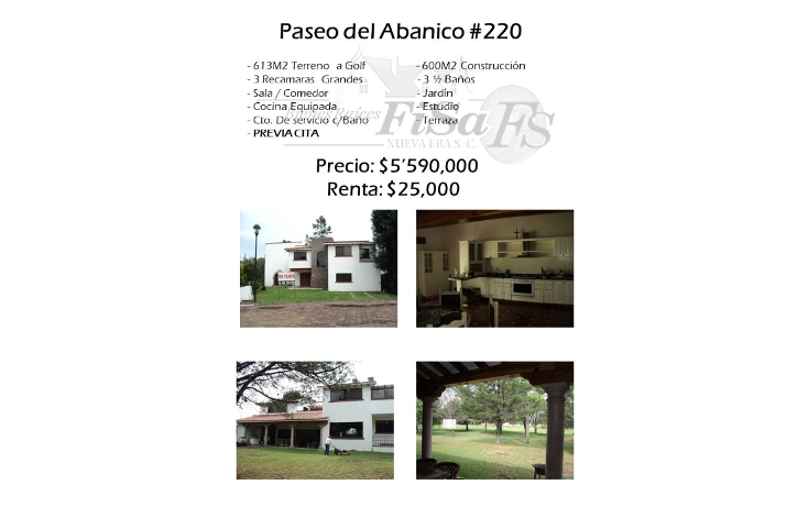 Foto de casa en venta en  , san gil, san juan del río, querétaro, 1489679 No. 01