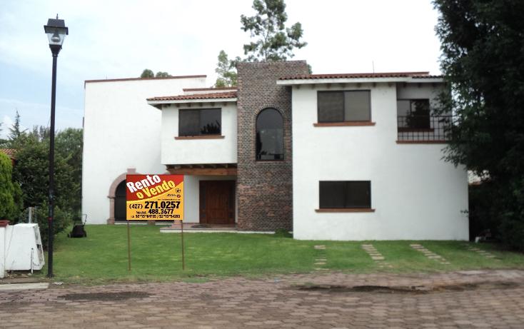Foto de casa en venta en  , san gil, san juan del río, querétaro, 1489679 No. 12