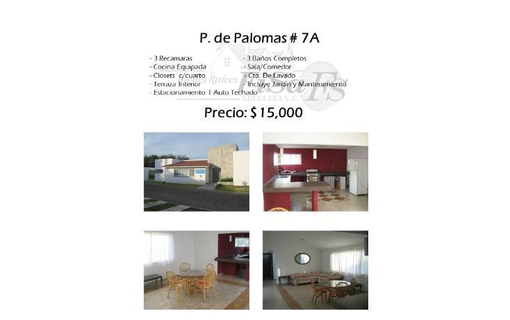 Foto de casa en renta en  , san gil, san juan del r?o, quer?taro, 1645430 No. 01
