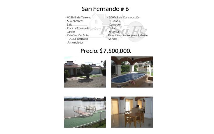 Foto de casa en venta en  , san gil, san juan del río, querétaro, 1647146 No. 01