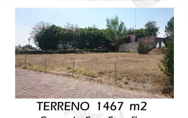 Foto de terreno habitacional en venta en, san gil, san juan del río, querétaro, 1757526 no 01