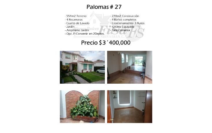 Foto de casa en venta en  , san gil, san juan del río, querétaro, 1759654 No. 01