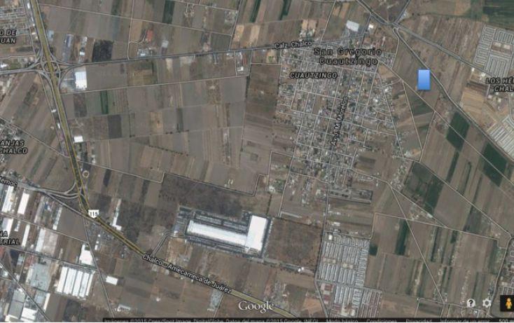 Foto de terreno comercial en venta en, san gregorio cuautzingo, chalco, estado de méxico, 1968893 no 01