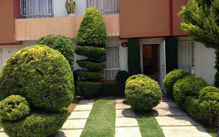 Foto de casa en venta en  , san gregorio cuautzingo, chalco, méxico, 1108925 No. 01