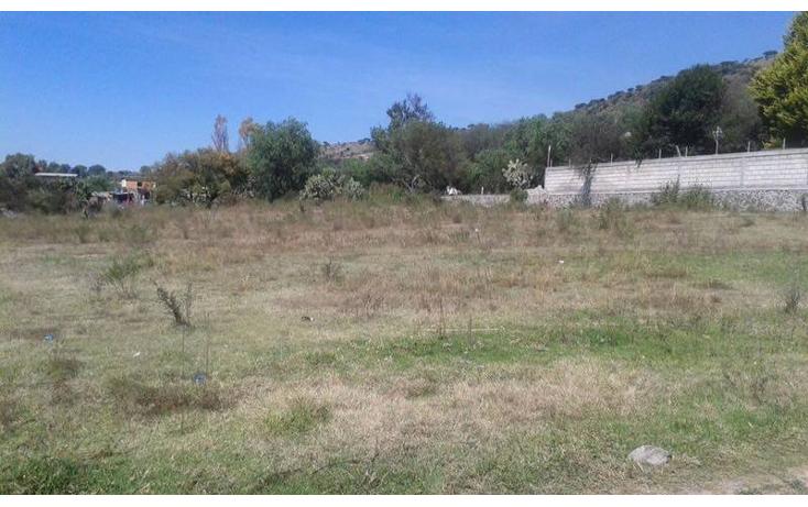 Foto de terreno habitacional en venta en  , san ignacio nopala, tepeji del río de ocampo, hidalgo, 1860386 No. 01