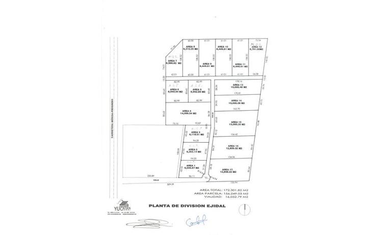 Foto de terreno habitacional en venta en  , san ignacio, progreso, yucatán, 1078925 No. 01