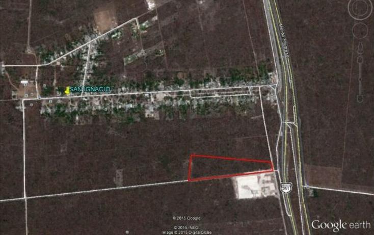 Foto de terreno comercial en venta en  , san ignacio, progreso, yucatán, 1080581 No. 01