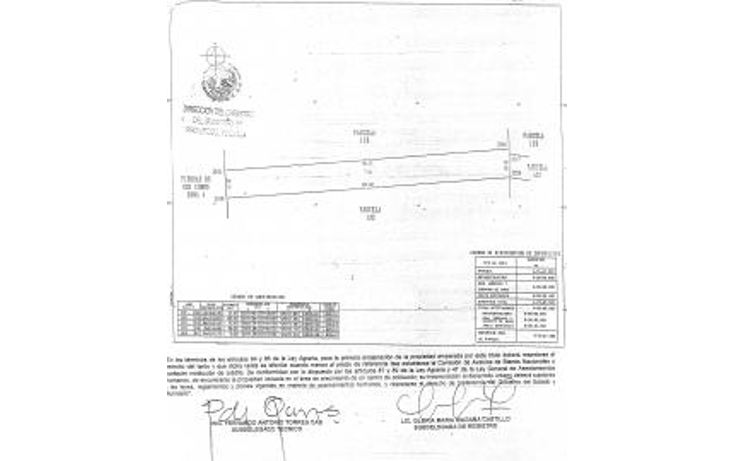 Foto de terreno comercial en venta en  , san ignacio, progreso, yucatán, 1082083 No. 01