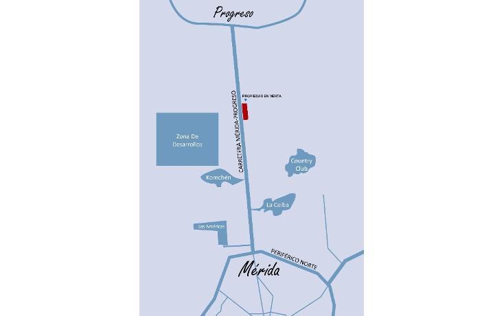 Foto de terreno comercial en venta en  , san ignacio, progreso, yucatán, 1100631 No. 01