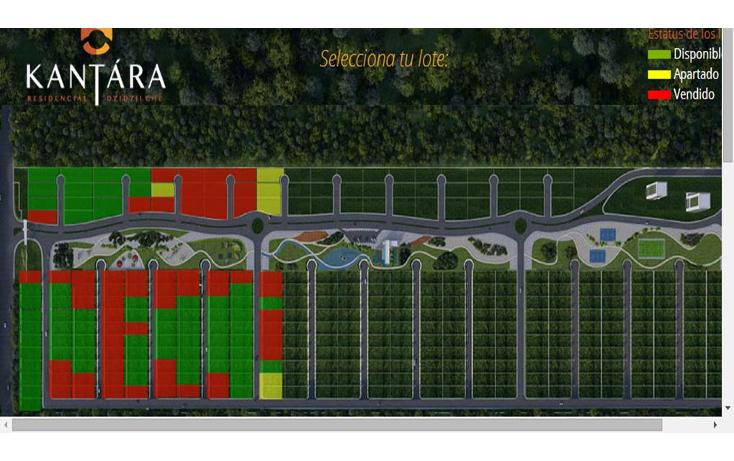 Foto de terreno habitacional en venta en  , san ignacio, progreso, yucatán, 1125589 No. 06