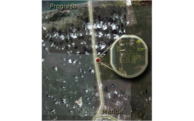 Foto de terreno habitacional en venta en  , san ignacio, progreso, yucatán, 1400089 No. 01