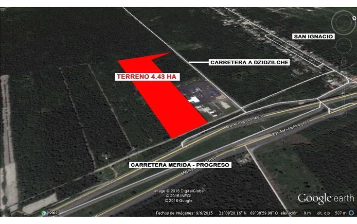 Foto de terreno comercial en venta en  , san ignacio, progreso, yucatán, 1938652 No. 01