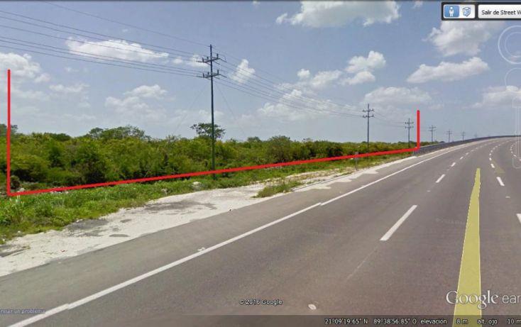 Foto de terreno comercial en venta en, san ignacio, progreso, yucatán, 1938652 no 02