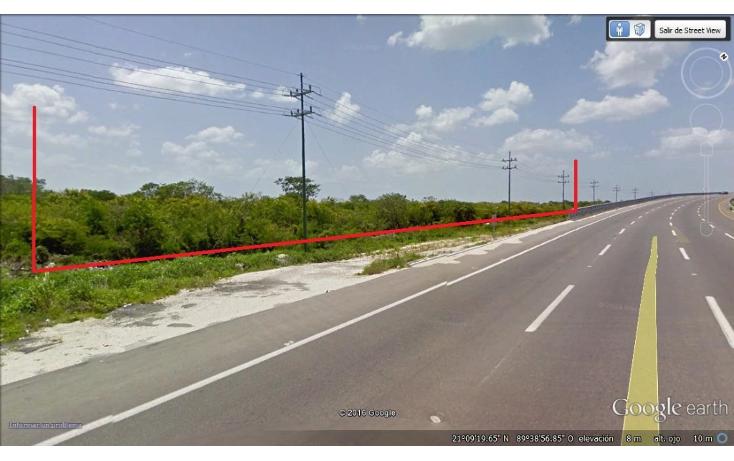 Foto de terreno comercial en venta en  , san ignacio, progreso, yucatán, 1938652 No. 02