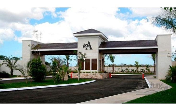 Foto de terreno habitacional en venta en  , san ignacio, progreso, yucat?n, 2000742 No. 01