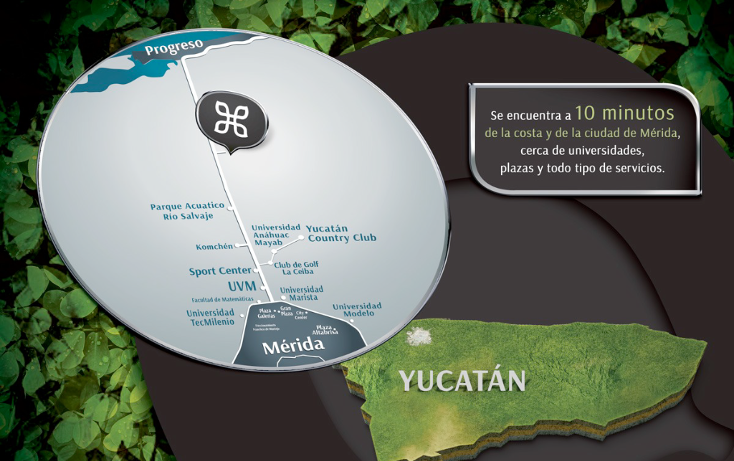 Foto de terreno habitacional en venta en  , san ignacio, progreso, yucat?n, 2000742 No. 07