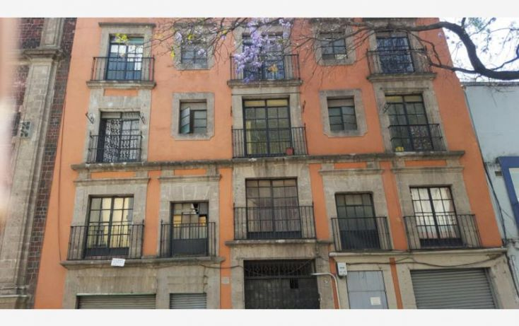 Foto de edificio en venta en san ildefonso magnifico edificio para remodelar en venta, centro área 9, cuauhtémoc, df, 1990430 no 01
