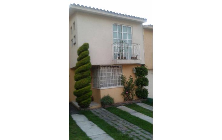 Foto de casa en renta en  , san ildefonso, nicol?s romero, m?xico, 1463463 No. 01