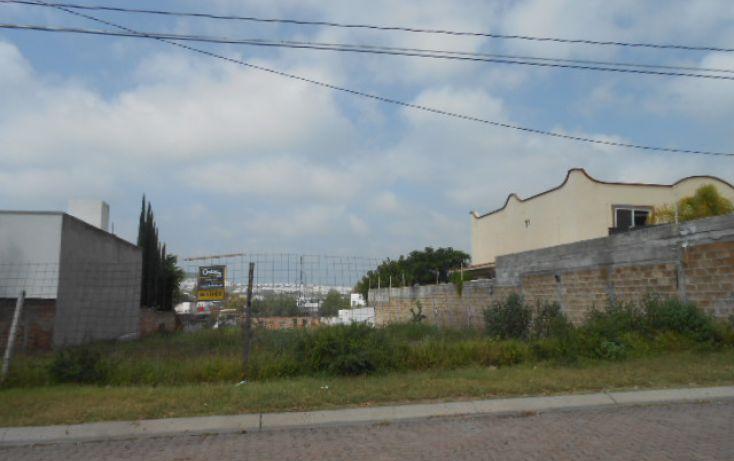Foto de terreno habitacional en venta en san isidro 114, villas del mesón, querétaro, querétaro, 1702208 no 02