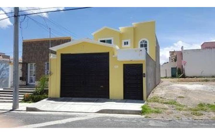 Foto de casa en venta en  , san isidro, apizaco, tlaxcala, 2015184 No. 01