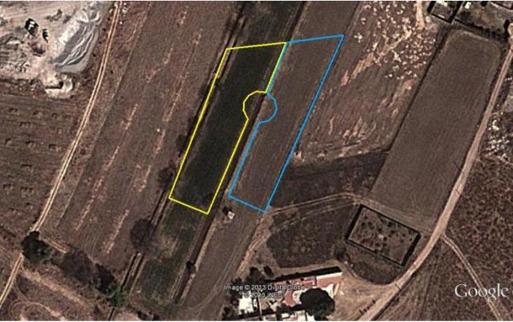 Foto de terreno comercial en venta en  , san isidro, apizaco, tlaxcala, 390646 No. 01