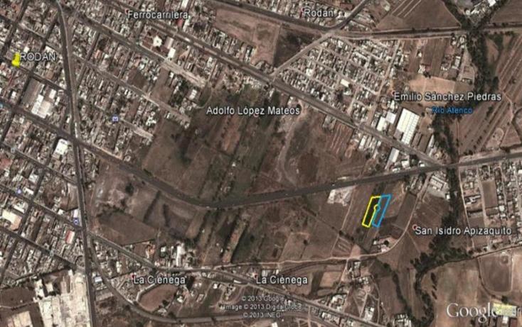 Foto de terreno comercial en venta en  , san isidro, apizaco, tlaxcala, 390646 No. 02