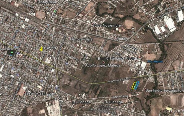 Foto de terreno comercial en venta en  , san isidro, apizaco, tlaxcala, 390646 No. 03