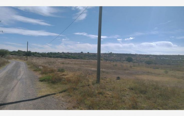 Foto de terreno habitacional en venta en san isidro, bolaños, querétaro, querétaro, 1592330 no 02