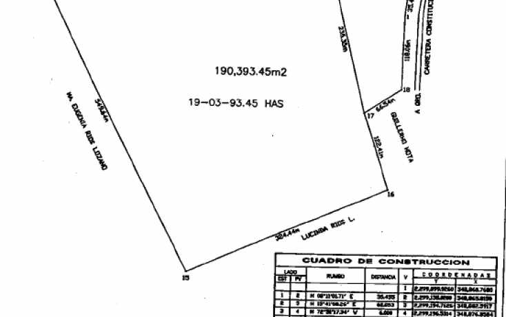Foto de terreno habitacional en venta en, san isidro buenavista, querétaro, querétaro, 1926437 no 03
