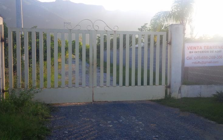 Foto de terreno habitacional en venta en, san isidro, cadereyta jiménez, nuevo león, 1443945 no 02