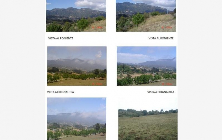 Foto de terreno habitacional en venta en, san isidro, chignautla, puebla, 469926 no 05