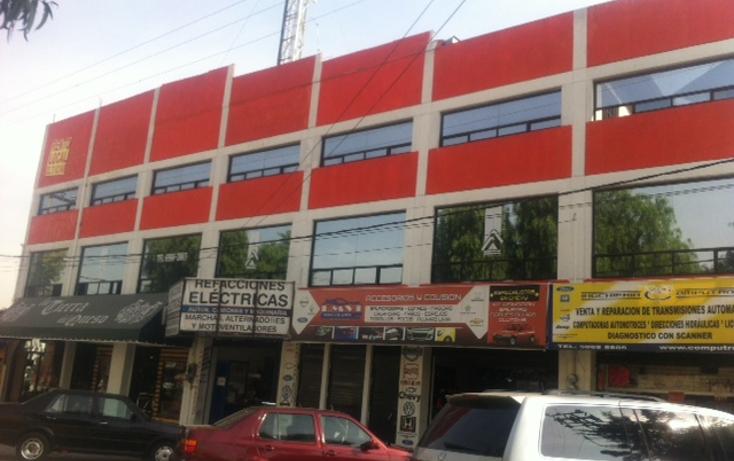 Foto de local en renta en  , san isidro, cuautitlán izcalli, méxico, 1273417 No. 01