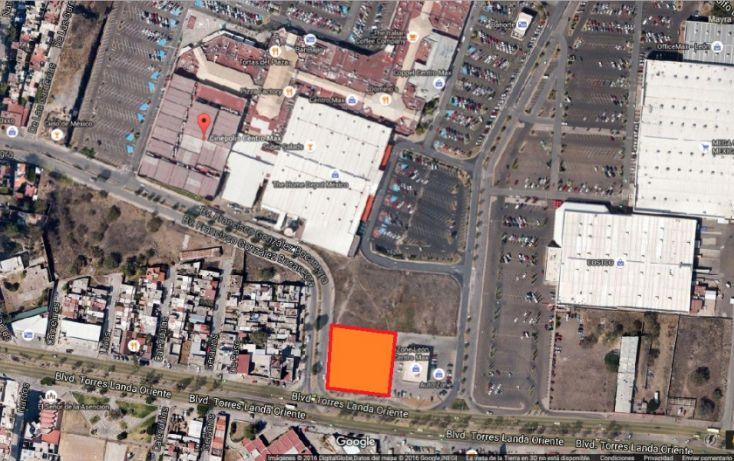 Foto de terreno comercial en renta en, san isidro de jerez, león, guanajuato, 1722384 no 01