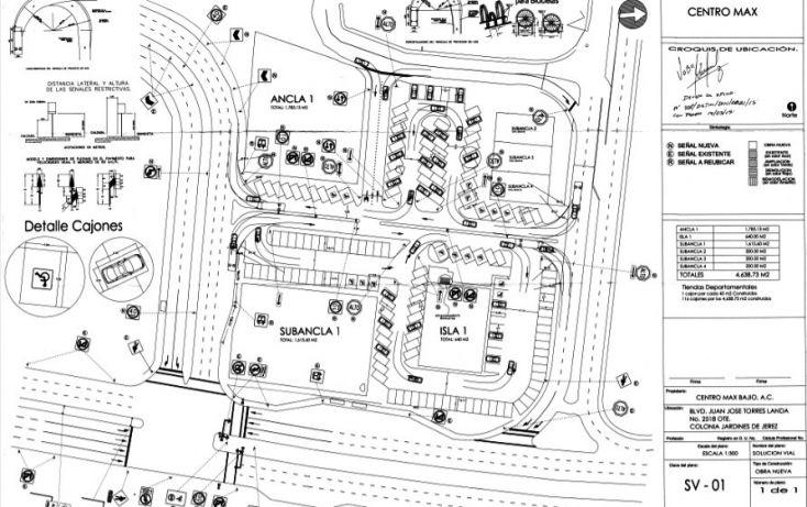 Foto de terreno comercial en renta en, san isidro de jerez, león, guanajuato, 1722384 no 02