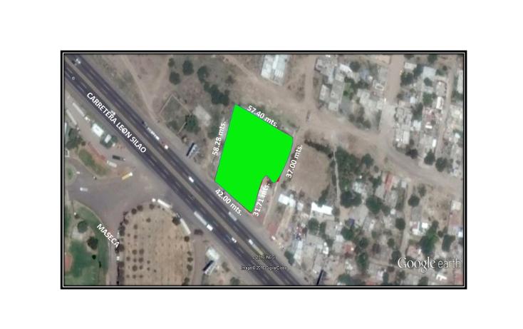Foto de terreno comercial en venta en  , san isidro de las colonias, le?n, guanajuato, 1614952 No. 01