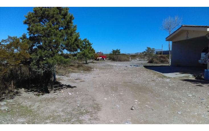 Foto de terreno habitacional en venta en  , san isidro de las palomas, arteaga, coahuila de zaragoza, 1475957 No. 06