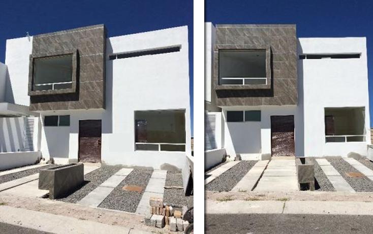 Foto de casa en venta en  , san isidro el alto, quer?taro, quer?taro, 1398815 No. 01