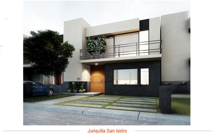 Foto de casa en venta en  , san isidro el alto, quer?taro, quer?taro, 1593769 No. 01