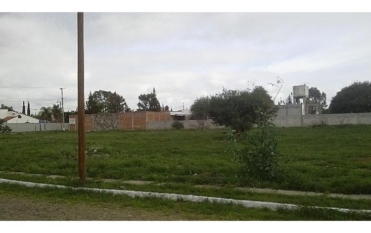 Foto de terreno habitacional en venta en  , san isidro, el marqués, querétaro, 1798859 No. 01