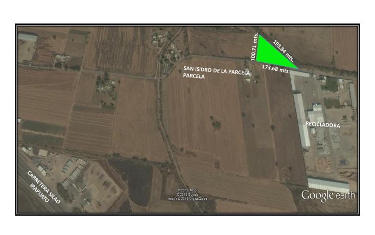 Foto de terreno comercial en venta en  , san isidro, irapuato, guanajuato, 1564498 No. 01