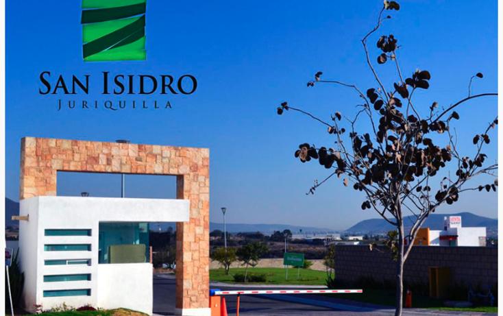 Foto de terreno habitacional en venta en san isidro juriquilla, condominio magnolias , juriquilla, querétaro, querétaro, 1384383 No. 04