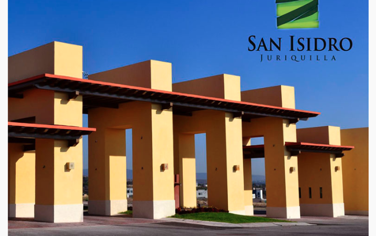 Foto de terreno habitacional en venta en san isidro juriquilla , juriquilla, querétaro, querétaro, 1523423 No. 03